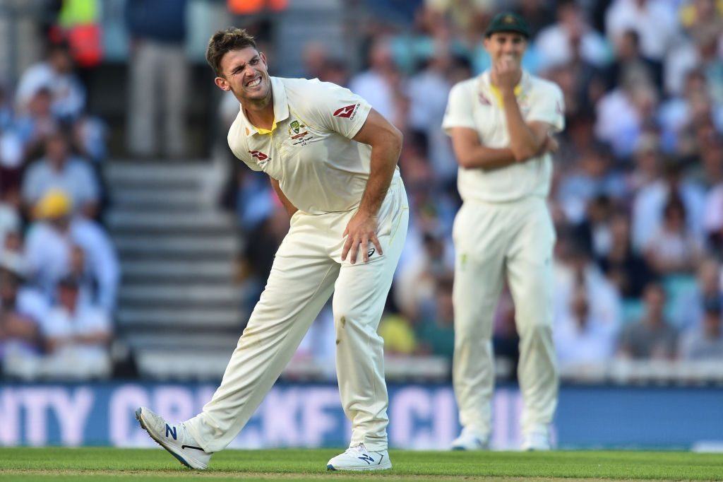 Mitchell Marsh has had fitness concerns to deal with