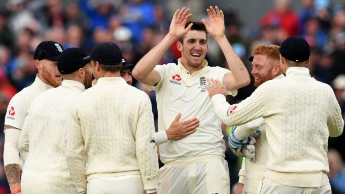 'We can come back with a positive attitude' – Craig Overton says early wickets are key