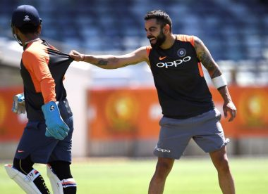 'There'll be rap on the knuckles' – Kohli, Shastri warn Pant on shot-selection