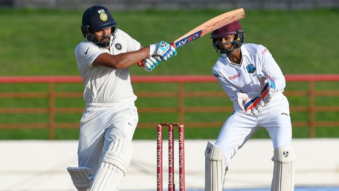 Ganguly wants Rohit over Rahul as India's Test opener