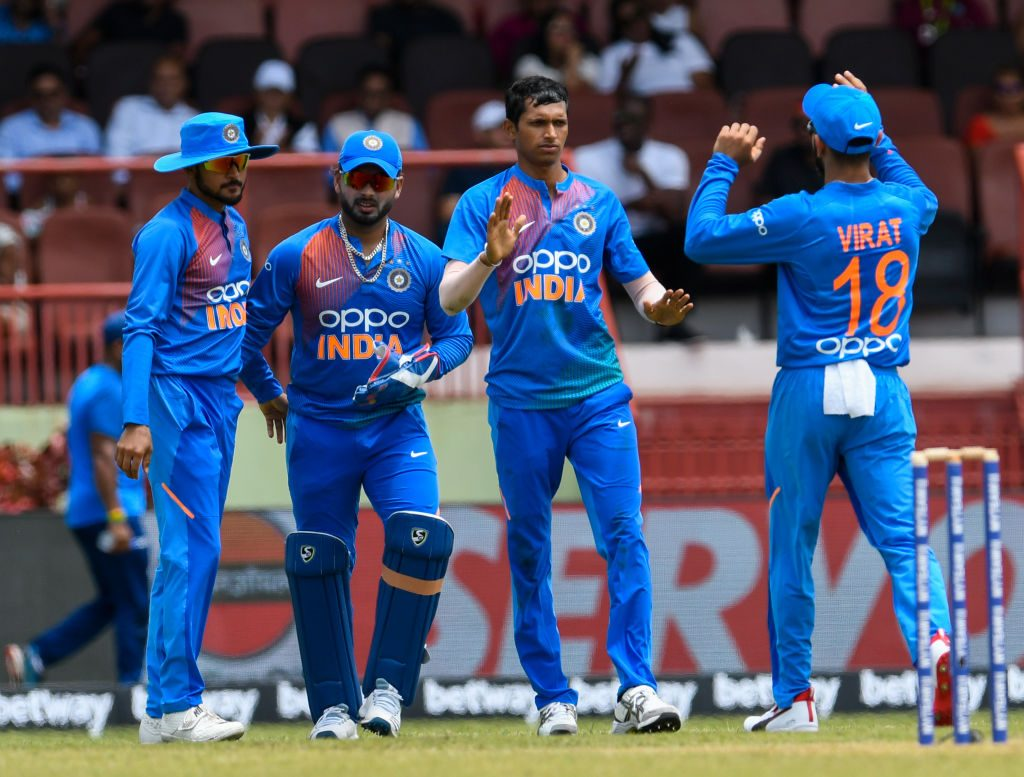 India will give youngsters plenty of opportunities ahead of the T20 World Cup