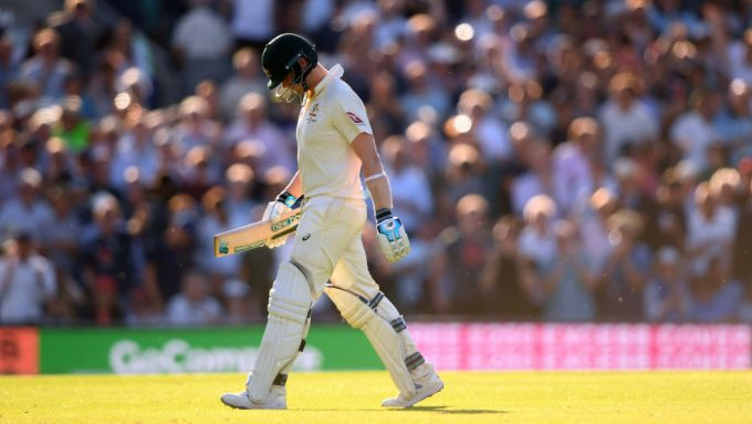 How to get Steve Smith out? Wait for him to catch the flu