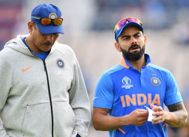 India want 'pool of 18 players' for T20 World Cup – Ravi Shastri