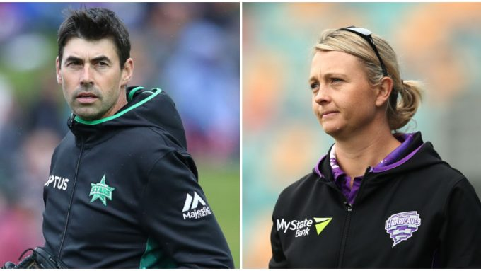 Fleming, Briggs to coach Nottingham-based teams in The Hundred
