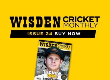 Wisden Cricket Monthly issue 24: The New Don – how Smith eclipsed them all