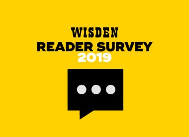 Have your say: Wisden Cricket Reader Survey 2019