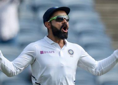 'If you go out planning a double hundred, you won't get it' - Kohli