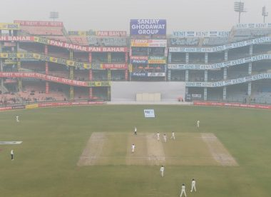 Indian environmentalists urge BCCI to reschedule Delhi T20I over air quality concerns