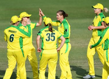 'We've got some great versatility in the bowling group' – Jonassen