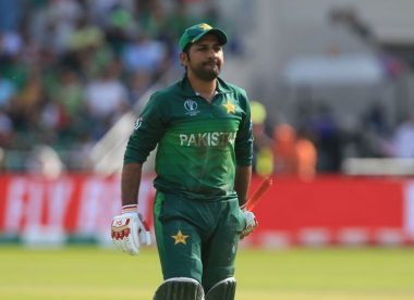 Babar and Azhar Ali replace Sarfaraz as Pakistan captains