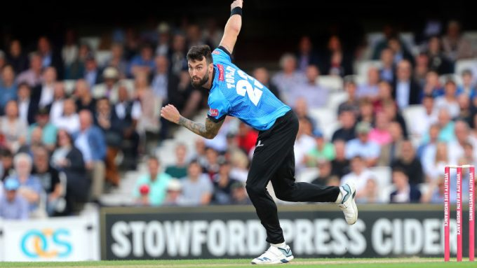 Reece Topley set to sign for Surrey - report