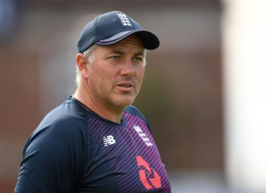 Chris Silverwood named head coach of England's men's side