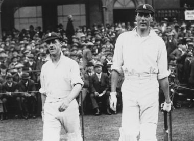 Frank Woolley: One of the most elegant left-handers of all time – Almanack