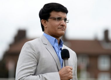 Resumption of bilateral ties with Pakistan up to the two countries' PMs - Sourav Ganguly