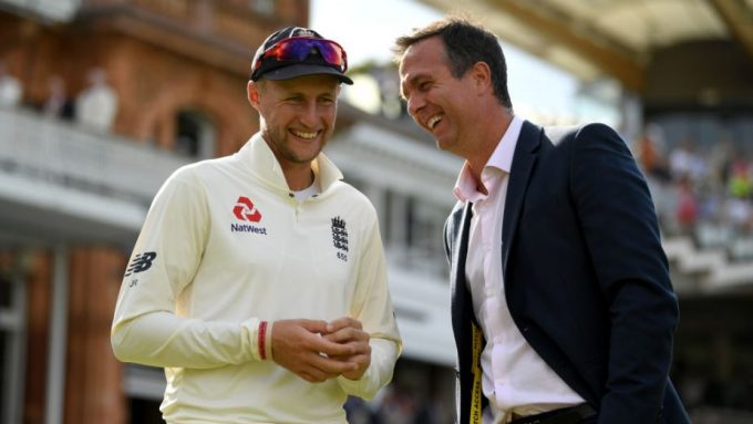 Michael Vaughan: 'There's me and then there's me on Twitter'