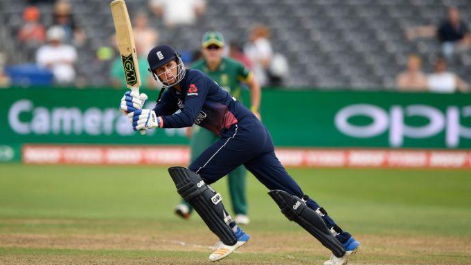 Jenny Gunn calls time on England career