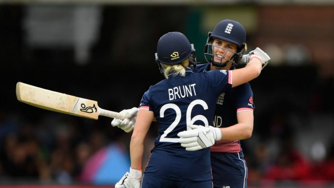 Nat Sciver and Katherine Brunt announce engagement
