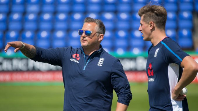 Darren Gough to join England as fast bowling consultant