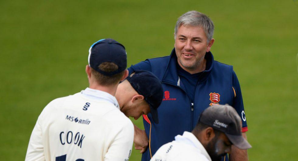 Who Is Chris Silverwood? | England | Wisden Cricket