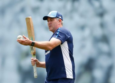 Chris Silverwood front-runner to become England head coach – reports