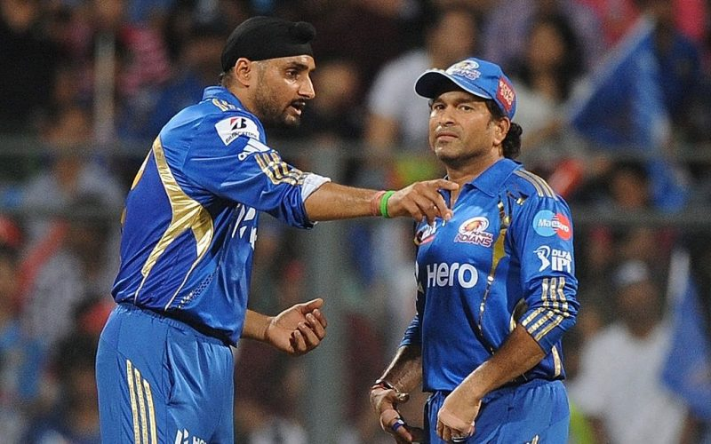 Harbhajan played for Mumbai Indians in the first ten seasons of the IPL