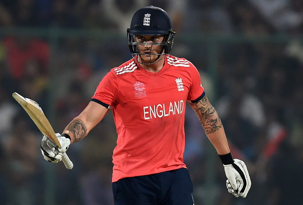 Jason Roy was surprisingly sold for his base price