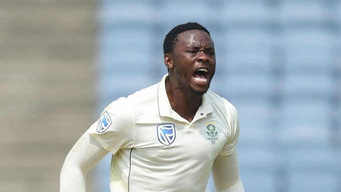 Kagiso Rabada sparkles on another forgettable day for South Africa