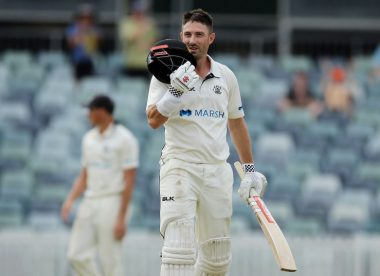 Wisden's Sheffield Shield team of the week – round two