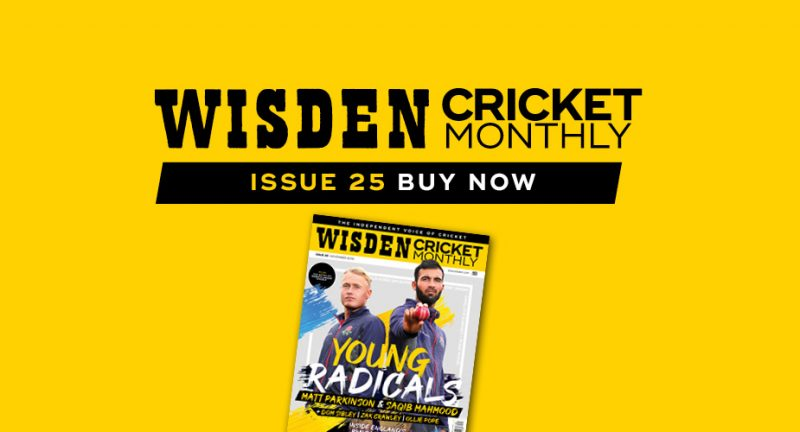 Wisden Cricket Monthly issue 25