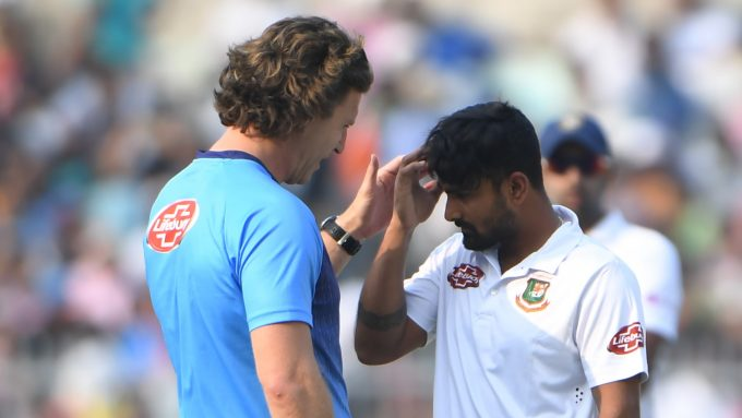 Two concussion subs in one day shows cricket has a way to go