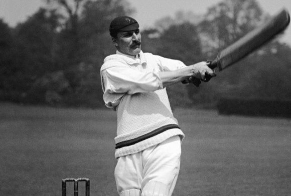 Archie MacLaren: 'An immaculate batsman possessing the grand manner' – Almanack