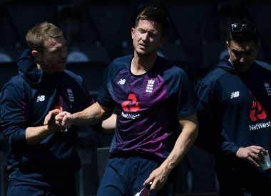 Joe Denly ruled out of New Zealand T20Is with ankle injury
