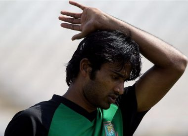 Shahadat Hossain handed five-year ban for assaulting teammate
