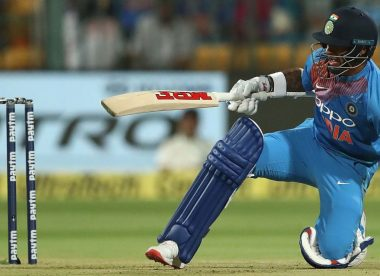 Injured Dhawan out of West Indies T20Is; Samson called up as replacement