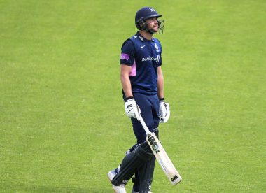 'I've been banging my head against a wall' - Malan reveals Middlesex frustration