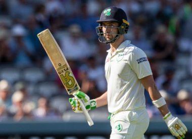 Andrew Balbirnie named Ireland Test and ODI captain