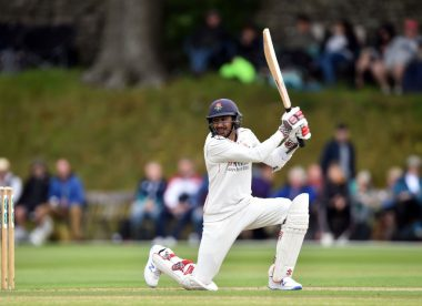 Haseeb Hameed signs two-year deal with Nottinghamshire