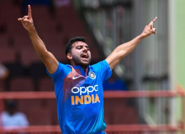 Confusion reigns over Deepak Chahar hat-trick