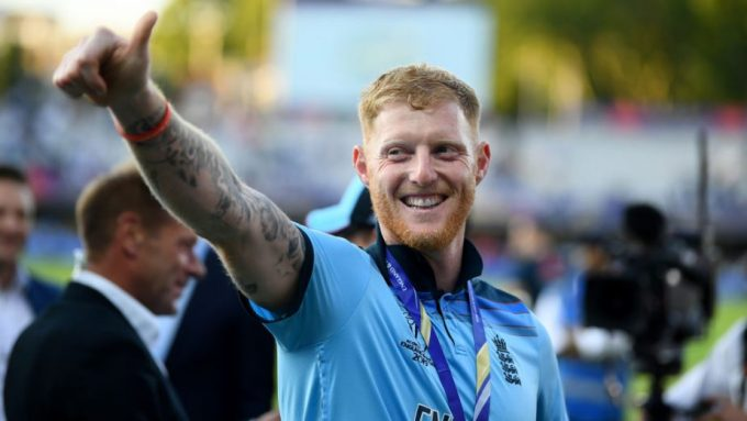 Ben Stokes named on TIME '100 Next' list for Ashes & World Cup heroics