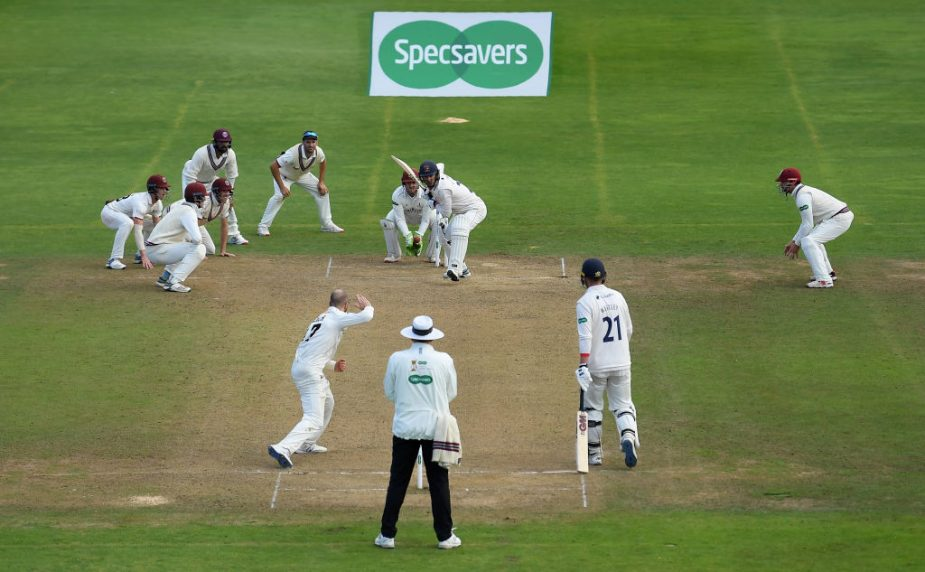Somerset decide not to appeal points deduction for 'poor' pitch