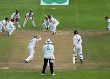Somerset handed points deduction for 'poor' pitch in Championship decider