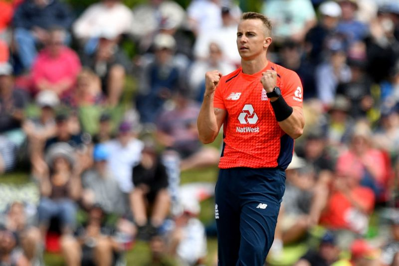 Tom Curran was excellent for England