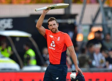 Dawid Malan takes No.3 spot in T20I batting rankings