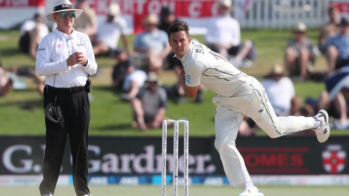 Trent Boult an injury doubt for second New Zealand v England Test