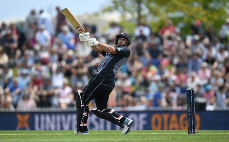 England were made to pay by Colin de Grandhomme