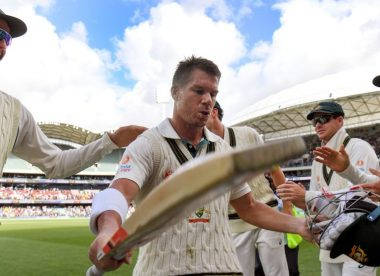 Stats: David Warner's 335* headlines record-filled day