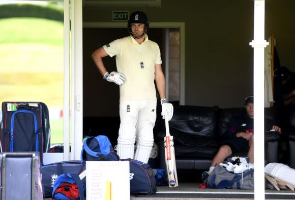 Dom Sibley: England's new mirror image of Alastair Cook?