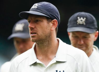 James Pattinson handed one-Test ban over alleged serious slur in Sheffield Shield
