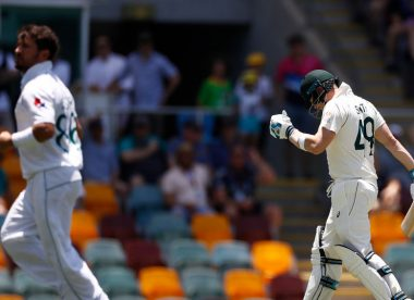 Steve Smith & Yasir Shah set unwanted lows in first Australia v Pakistan Test