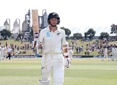 BJ Watling: New Zealand's underrated anchor